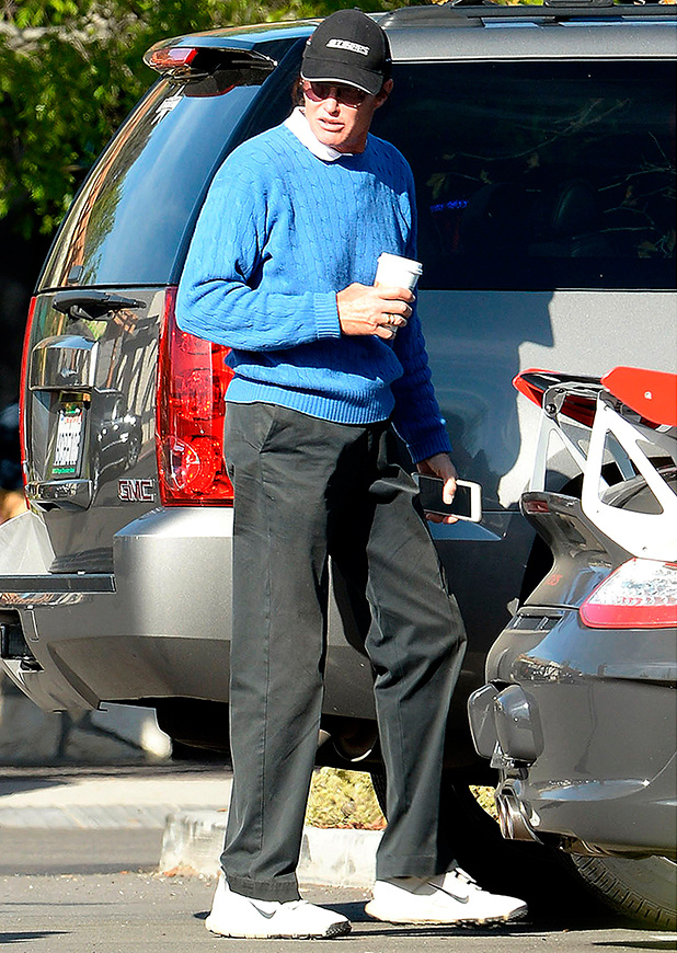 Bruce Jenner out and about, Los Angeles, America - 04 Mar 2015