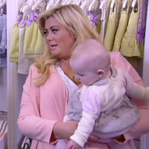 Nelly appears with Billie Faiers and Gemma Collins on TOWIE, 4 March 2015