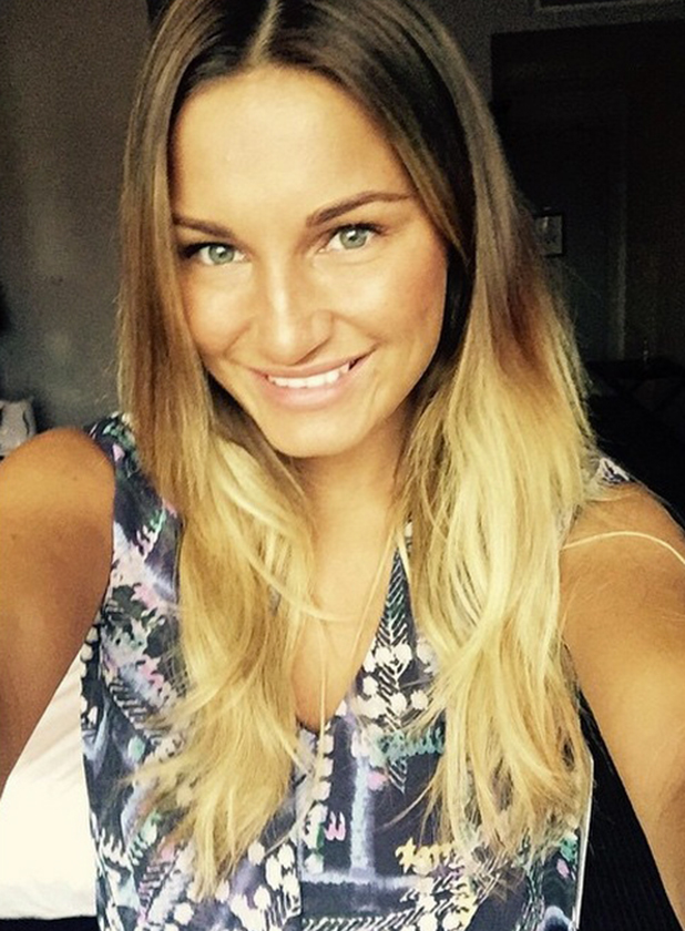 TOWIE's Sam Faiers posts selfie online to disprove surgery rumours, 5 March 2015