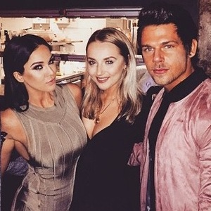 Vicky Pattison reunites with Ex On The Beach co-stars Ross Worswick, Joss Mooney and Emily Gillard, Instagram 8 March