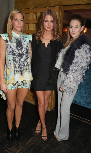 Millie Mackintosh fashion launch party (10 March)