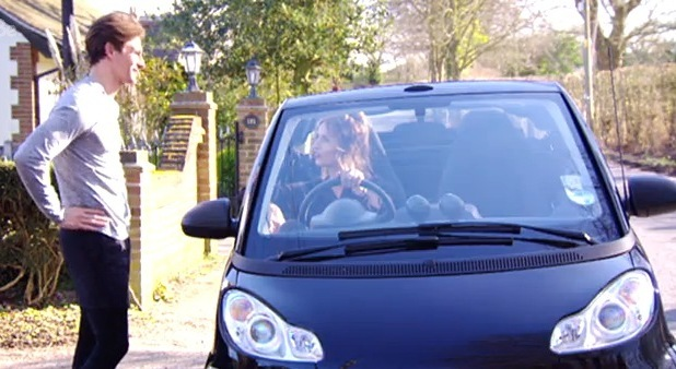 Jake Hall and Ferne McCann, TOWIE episode 6 11 March