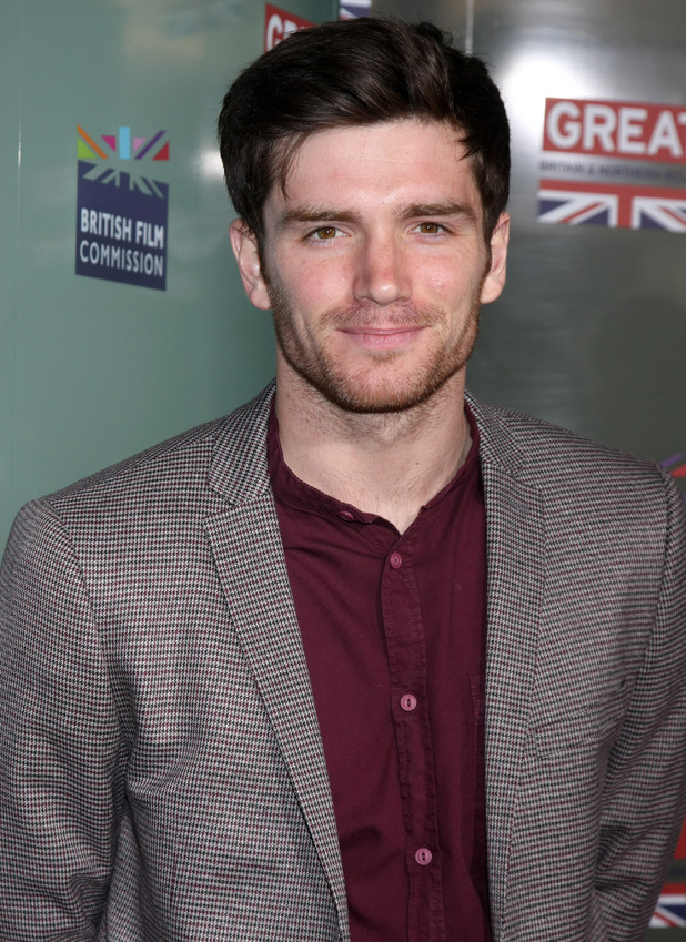 David Witts at the GREAT British Film Reception Honoring British Academy Award nominees - West Hollywood - 02/21/2015.