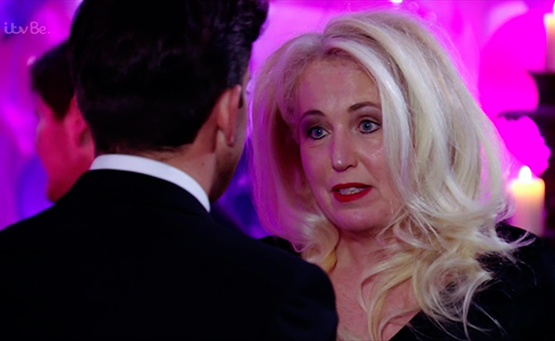 The Only Way Is Essex, Shown on ITVBe: Debbie talks to Arg, episode 8 March 2015
