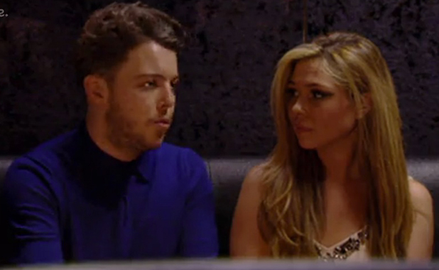 TOWIE episode 11 March 2015: Fran and Diags