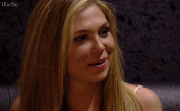 TOWIE episode 11 March 2015: Fran talks about Georgia.