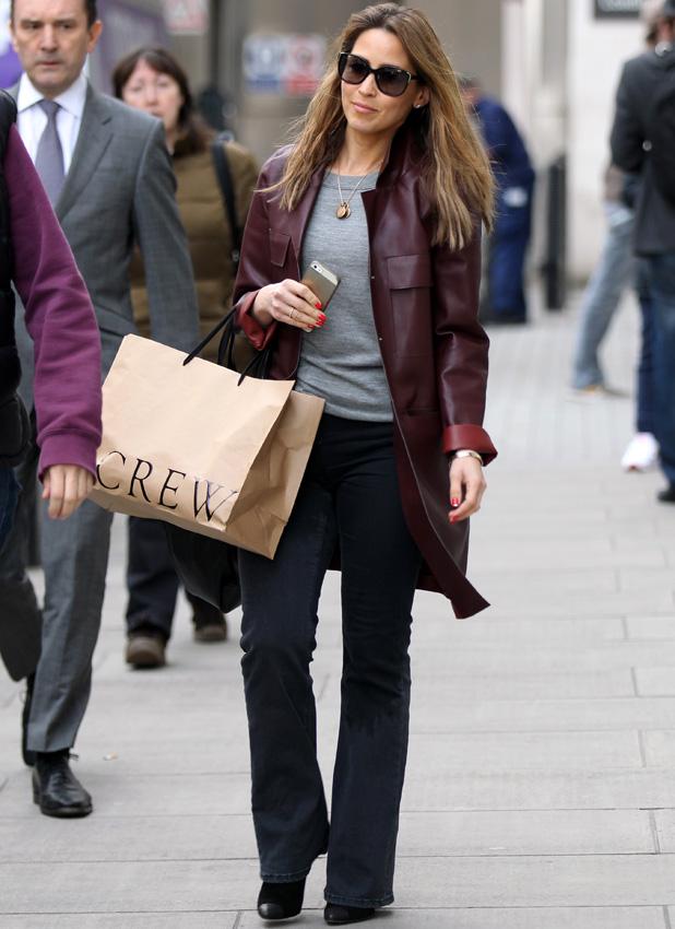 Rachel Stevens heads to Radio 1 on 17 March 2015