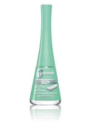 Bourjois 1 Seconde Nail Polish in Green Fizz
