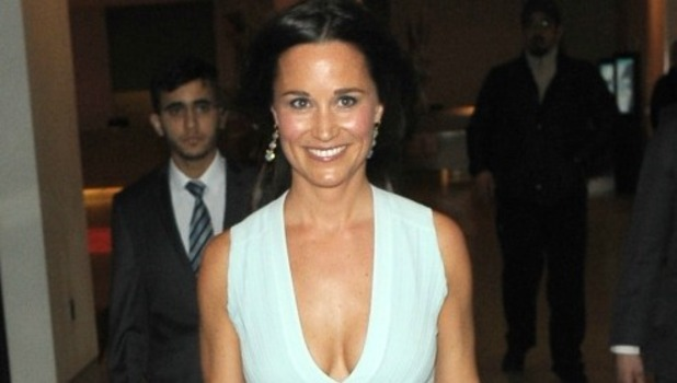 Pippa Middleton at ParaSnowBall 2015 held at The Cumberland Hotel, 18 March 2015