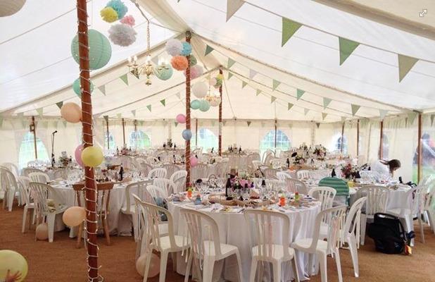 Huntsmill Farm wedding venue