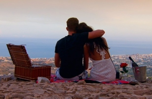 Anita Kaushik and Gary Beadle enjoy final date, Ex On The Beach finale, MTV 17 March
