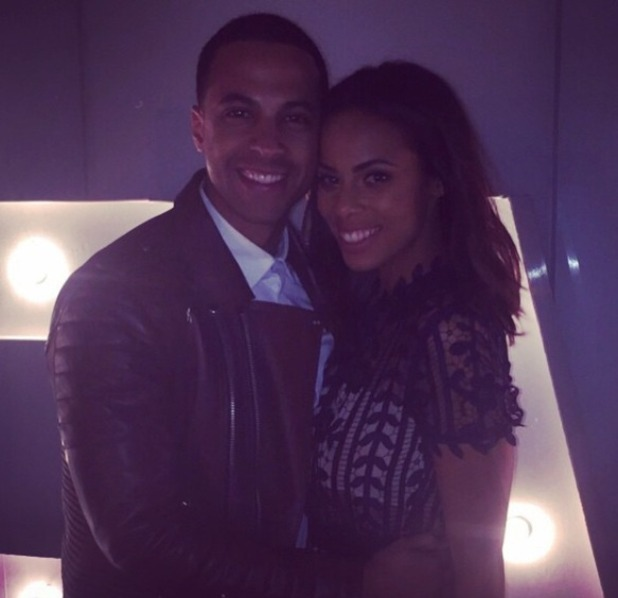 Marvin Humes is thrown a surprise 30th birthday party by wife Rochelle, March 20th.