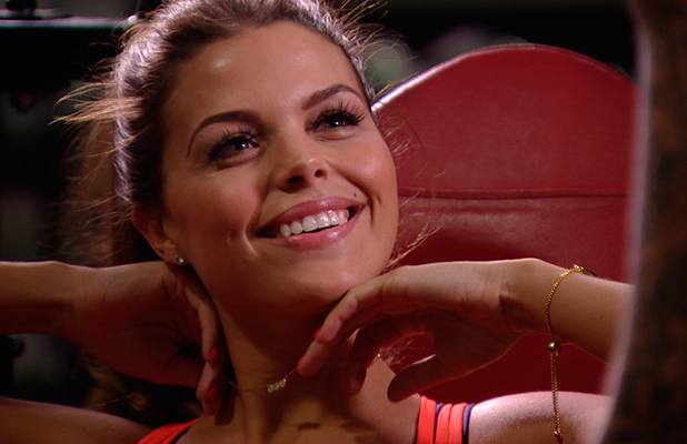 TOWIE episode to air 18 March 2015: Chloe and Mario 'flirt' in the gym