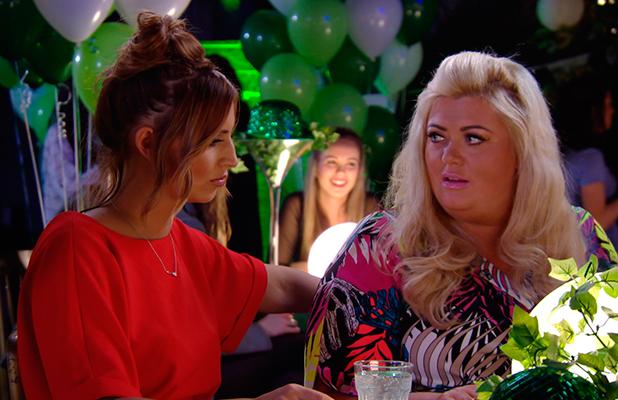 TOWIE episode to air 18 March 2015: Ferne talks to Gemma
