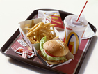 McDonald's offer three-course candle-lit romantic dining experience!