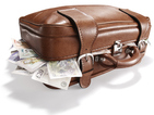 Cab driver discovers forgotten bag containing £10,000!