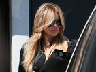 Khloe Kardashian dyes her hair a lighter shade of blonde