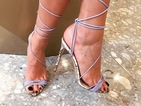 Millie Mackintosh shows off her stunning new shoes on Instagram