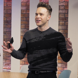 Olly Murs on ITV's This Morning - 26 Mar 2015.