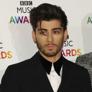 Zayn Malik at the BBC Music Awards 2014 held at Earls Court - Arrivals 12/11/2014 London, United Kingdom