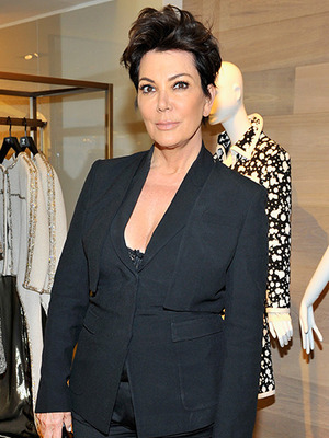 Kris Jenner attends Fifth Avenue Club Grand Opening for Toni Ferrara at Saks Fifth Avenue Beverly Hills on March 26, 2015 in Beverly Hills, California.