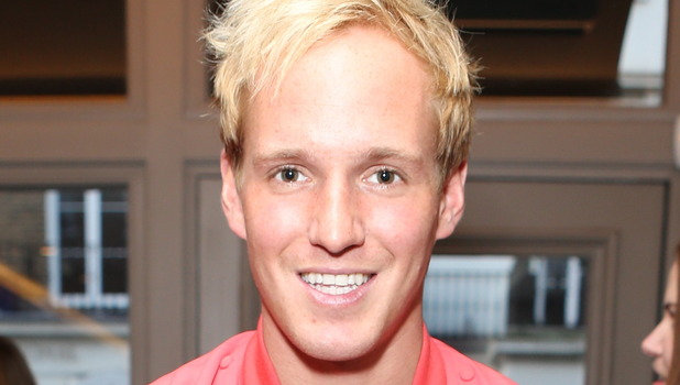 Jamie Laing attends the MediaSkin Gifting Lounge event at Salmontini, Pont Street, London 19 January