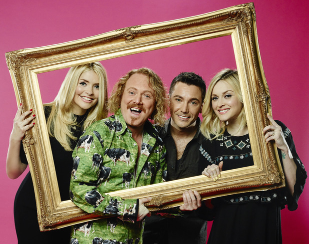 Celebrity Juice, series 13, Thu 26 Mar