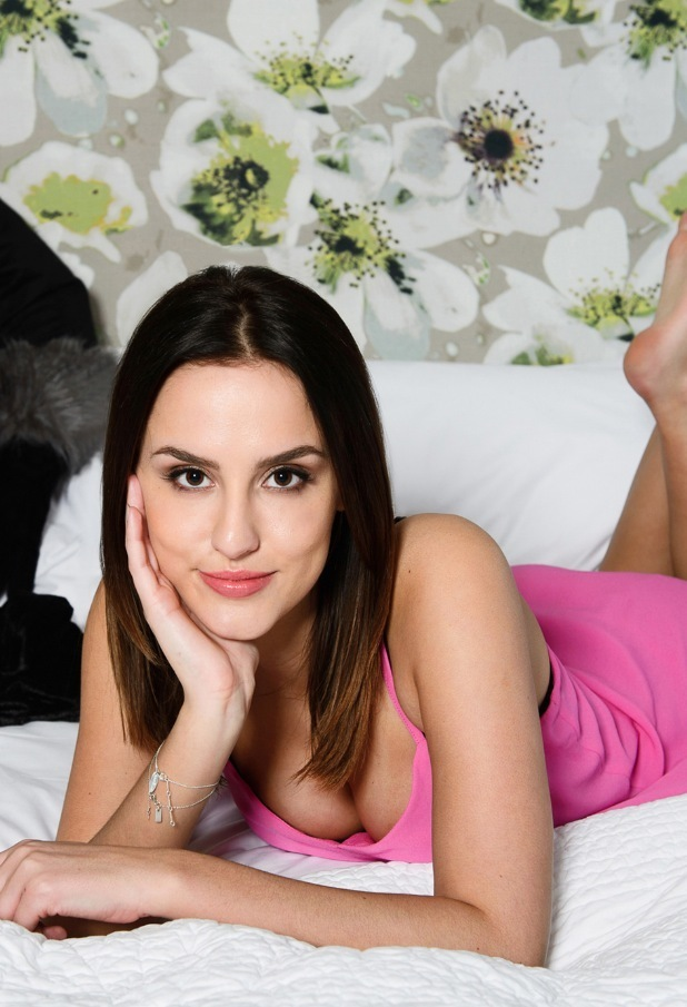 Lucy Watson Now TV Promo Shot