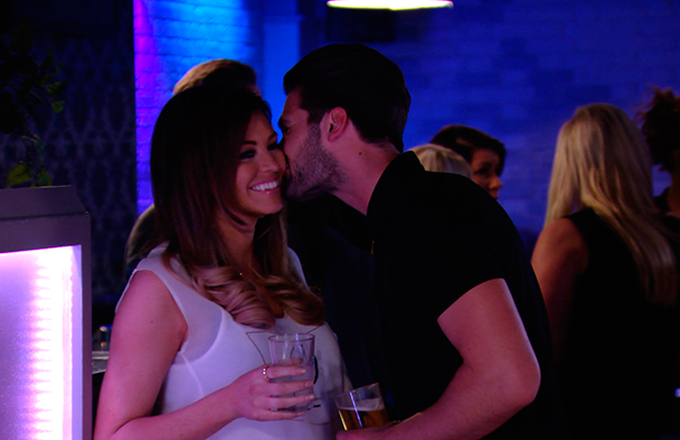 TOWIE episode to air March 25 2015: Dan E gives Jess a kiss