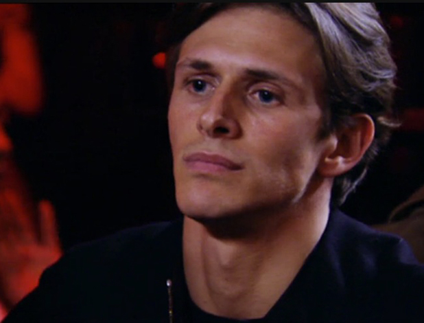 TOWIE episode aired 22 March 2015: Ferne talks to Jake about Chloe