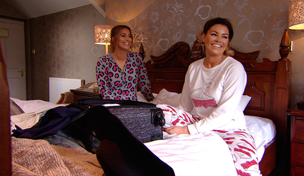 TOWIE episode to air 29 March 2015: Jess and Ferne