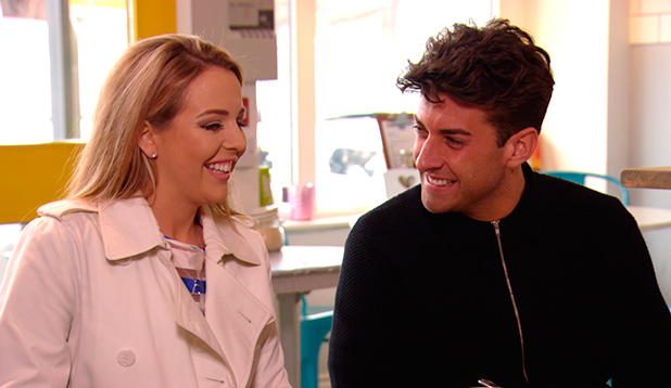TOWIE episode to air 29 March 2015: Lydia and Arg