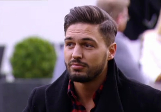 TOWIE episode aired 22 March 2015: Mario talks about Chloe