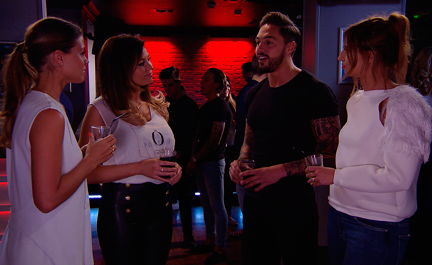 TOWIE episode to air 25 March 2015: Chloe returns from Dubai and meets Mario