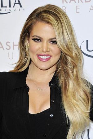 Khloe Kardashian and ULTA Beauty celebrate the launch of The Kardashian Beauty, Los Angeles, America - 02 Apr 2015