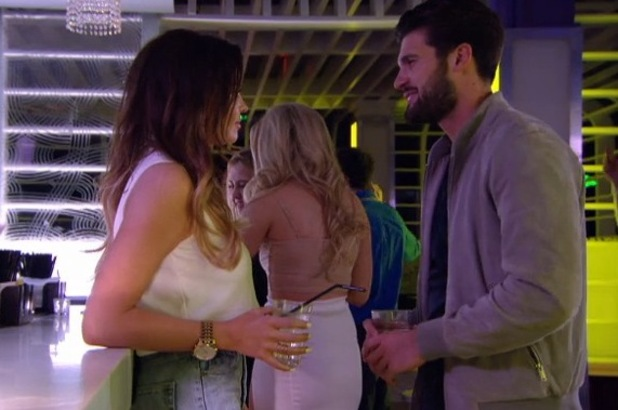 TOWIE's Jessica Wright & Dan Edgar decide they're not ready for a relationship - 1 April 2015.