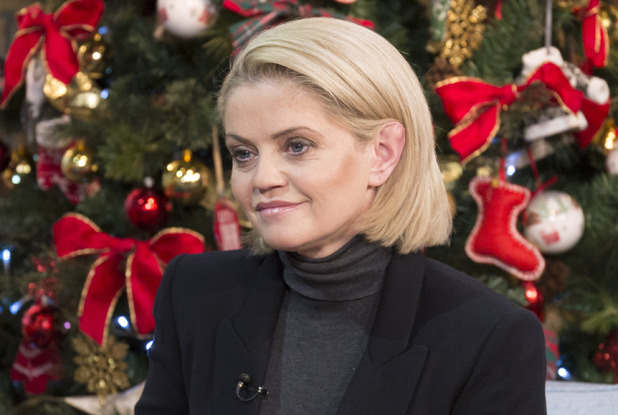 Danniella Westbrook on iTV's This Morning' TV Programme, London, Britain. - 09 Dec 2014.