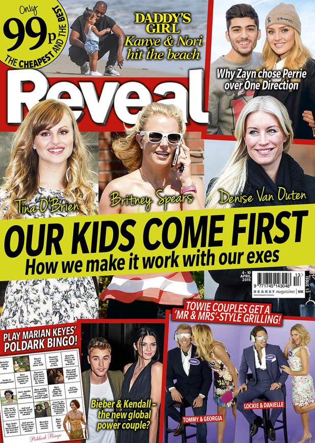 Reveal magazine cover issue 13, 2015