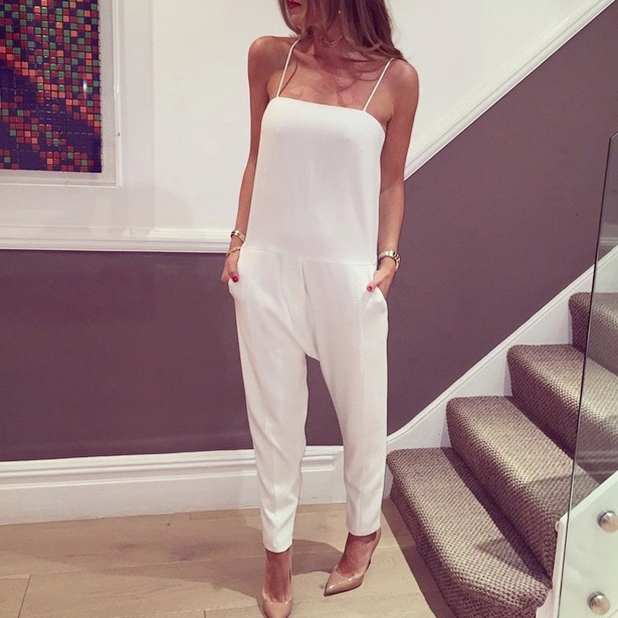 Brooke Vincent chooses her outfit of the week winner, 31 March 2015