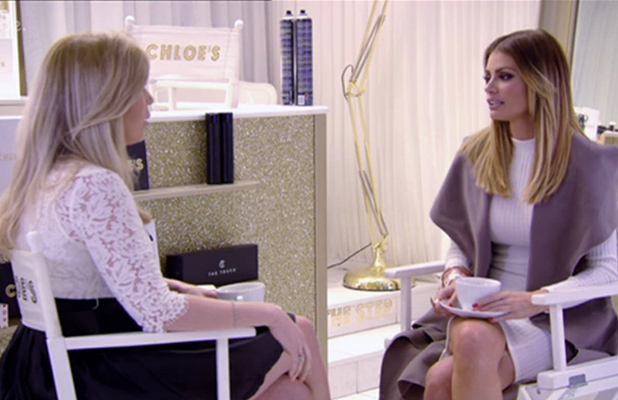 TOWIE aired 29 March 2015: Chloe talks to Frankie