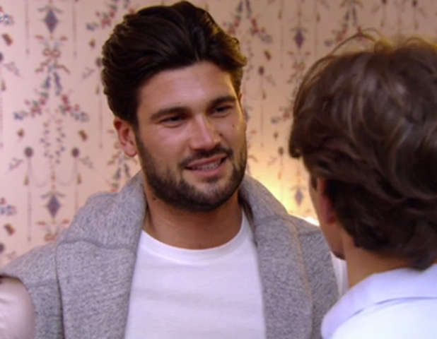 TOWIE episode to air 29 March 2015: Dan talks to Jake