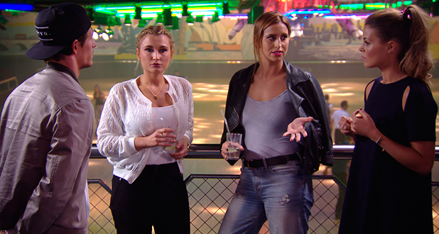TOWIE episode to air 1 April: Ferne argues with Jake