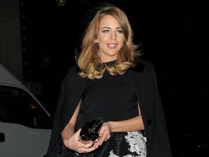 Jog On To Cancer 2015 at Kensington Roof Gardens, London, 9 April 2015: Lydia Bright