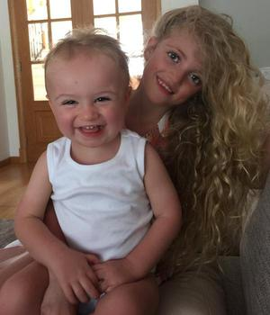 Katie Price shares picture of 'gorgeous' daughter Princess with son Jett, 11 April 2015