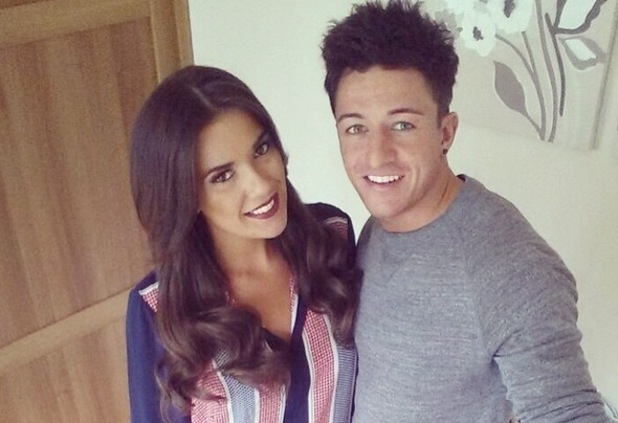Imogen Townley and Deano Baily spend Easter together, Instagram 5 April