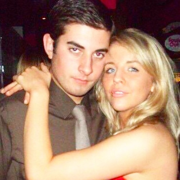 Lydia Bright shares throwback photo of her early days with boyfriend James 'Arg' Argent, 5 April 2015