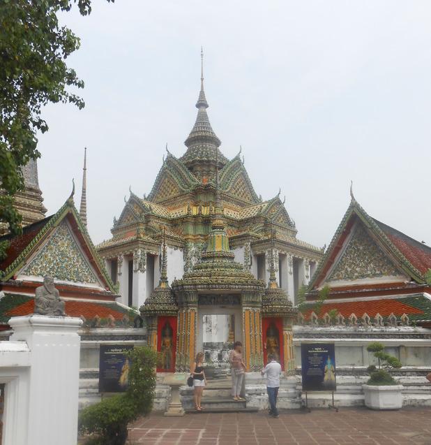 Wat Pho Temple, Bangkok