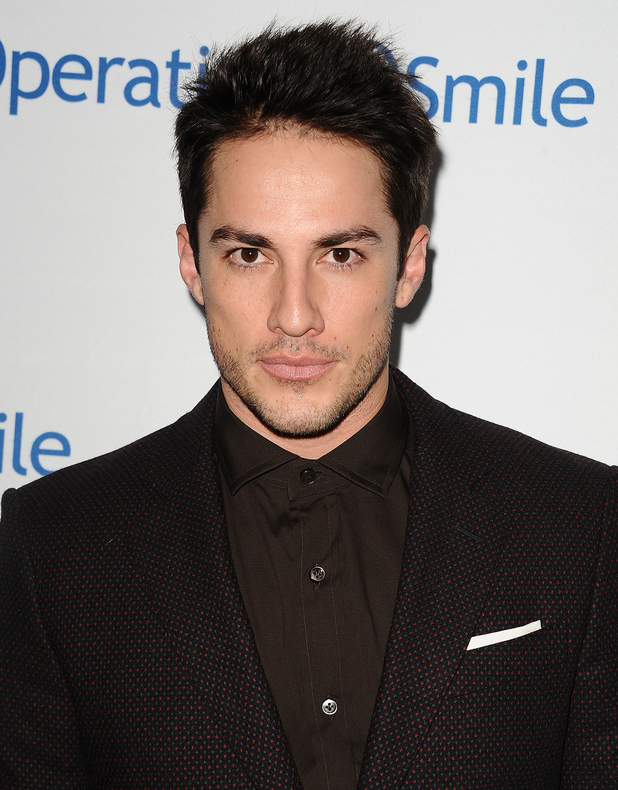 Michael Trevino attends the 2014 Operation Smile gala at the Beverly Wilshire Four Seasons Hotel on 19 September 19 in Beverly Hills, California.
