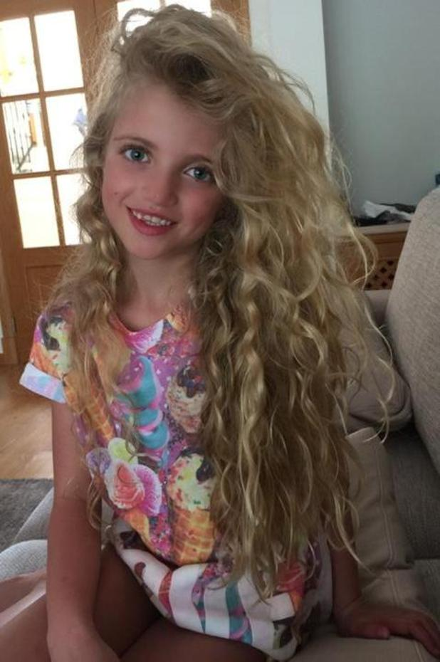 Katie Price shares picture of 'gorgeous' daughter Princess, 11 April 2015