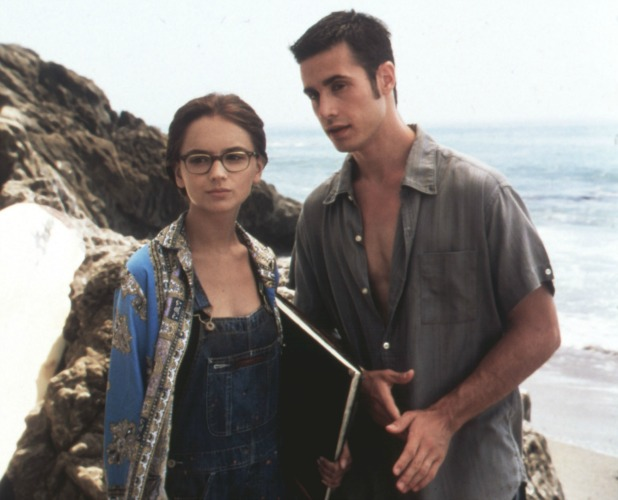 She's All That movie still: Zack and Laney1999
